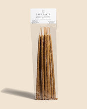 Load image into Gallery viewer, Palo Santo incense stick 10-pack