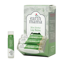 Load image into Gallery viewer, Earth Mama Herbal Lip Balm