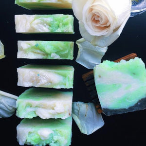 BloomWell Essentials - Cucumber Melon Soap