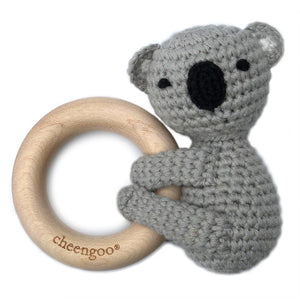 Cheengo Koala Teething Rattle