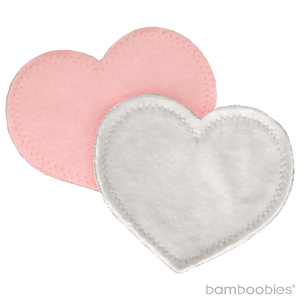 Bamboobies Regular Nursing Pads - 2 pack