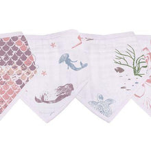 Load image into Gallery viewer, Newcastle Under The Sea Bandana Bibs