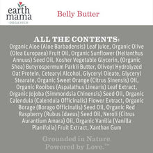 Load image into Gallery viewer, Earth Mama Belly Butter - 8 fl. oz.
