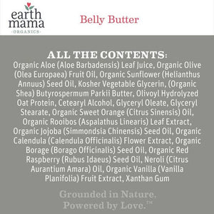 Earth Mama Belly Butter - 8 fl. oz.
