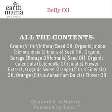 Load image into Gallery viewer, Earth Mama Belly Oil - 4 fl. oz.