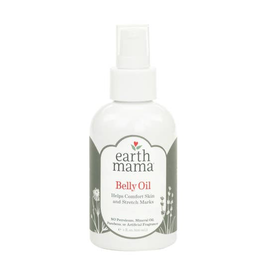 Earth Mama Belly Oil - 4 fl. oz.