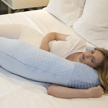 Load image into Gallery viewer, Pregnancy Pillow - Minky Body Pillow
