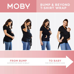 Bump & Beyond T-Shirt Wrap