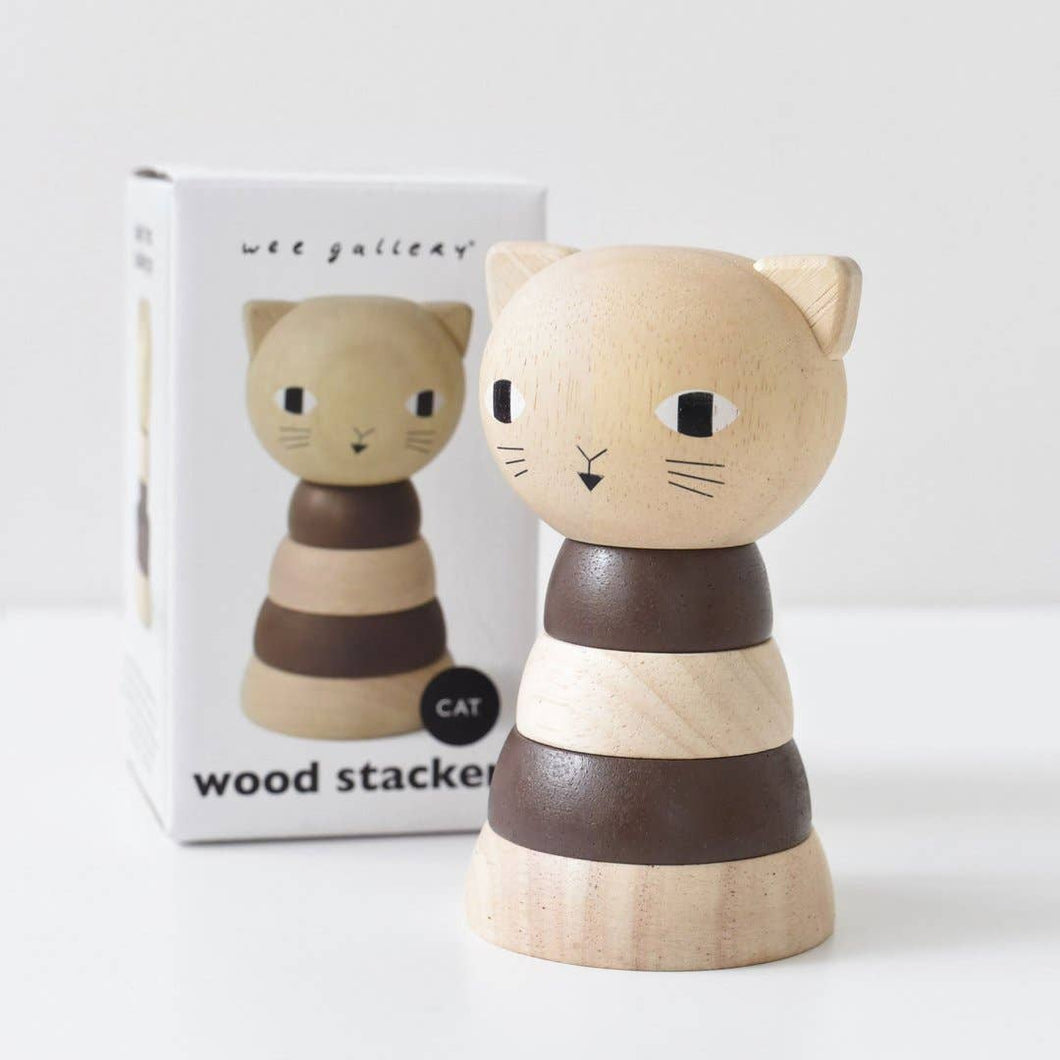Woodstacker - Cat