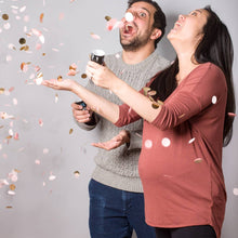 Load image into Gallery viewer, Gender Reveal Confetti Poppers