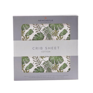 Newcastle Crib Sheet - Jurassic Forest