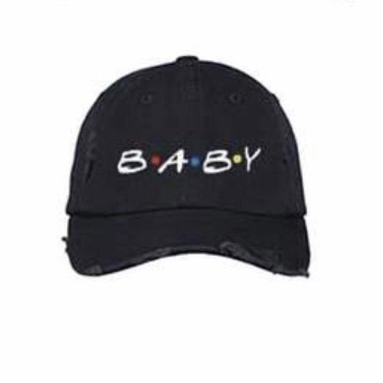 to: little arrows BABY ball cap