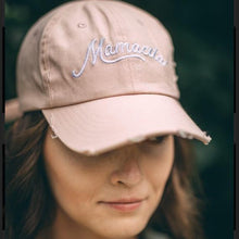 Load image into Gallery viewer, to: little arrows MAMACITA (Blush) ball cap