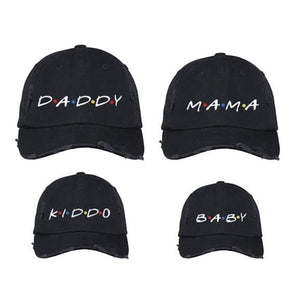 to: little arrows DADDY ball cap