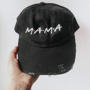 to: little arrows MAMA ball cap