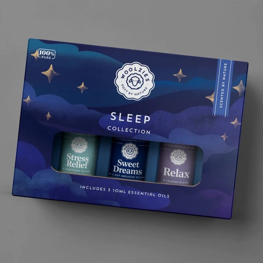 Woolzies Sleep Tight Essential Oil Collection