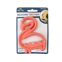 Load image into Gallery viewer, Itzy Ritzy Chew Crew - Flamingo Teether