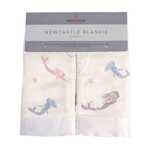 Newcastle Mermaids Blankie