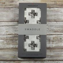 Load image into Gallery viewer, Newcastle Nordic Cross Swaddle