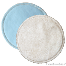 Load image into Gallery viewer, Bamboobies Overnight Nursing Pads - 2 pack