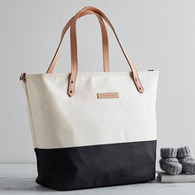 Load image into Gallery viewer, Petunia Pickle Bottom - Downtown Tote
