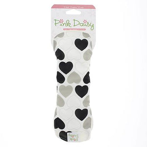 Pink Daisy Organic Cotton Washable Feminine Pads