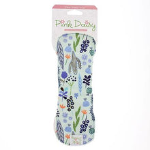 Load image into Gallery viewer, Pink Daisy Organic Cotton Washable Feminine Pads
