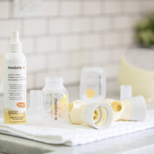 Load image into Gallery viewer, Medela Quick Clean™ Breast Pump & Accessory Sanitizer