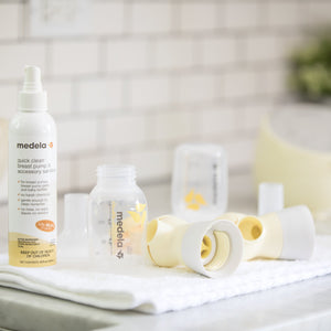 Medela Quick Clean™ Breast Pump & Accessory Sanitizer