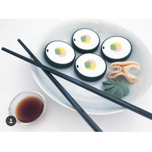 Load image into Gallery viewer, Sushi Teether w/ Clip