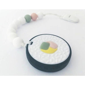 Sushi Teether w/ Clip