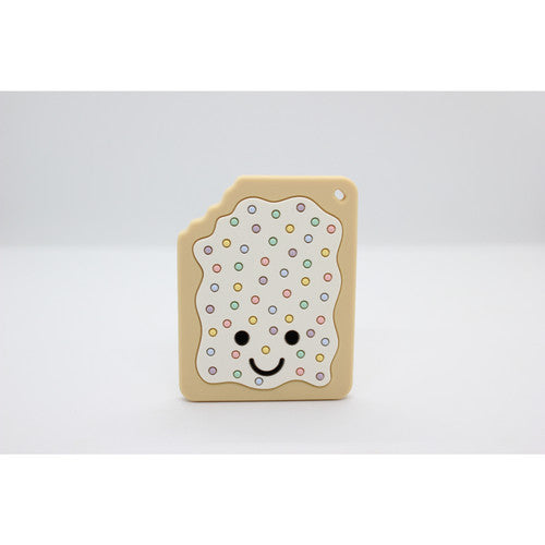 Toast Treat Silicone Teether