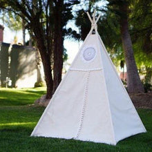 Load image into Gallery viewer, Newcastle White Teepee (with mat)