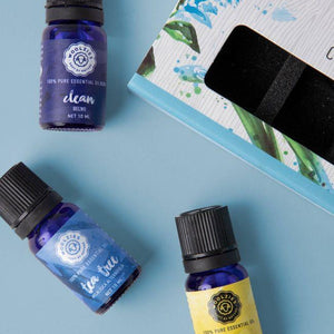 The Clean Essential Oil Collection