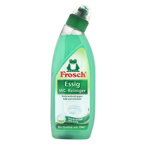 aga>Eco friendly toilet cleaner Frosch Essig 750 ml