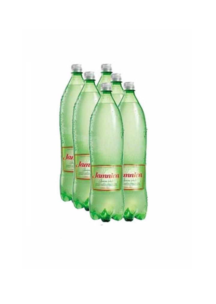 aga>Sparkling Mineral Water - 1.5 L (6 pack) Jamnica
