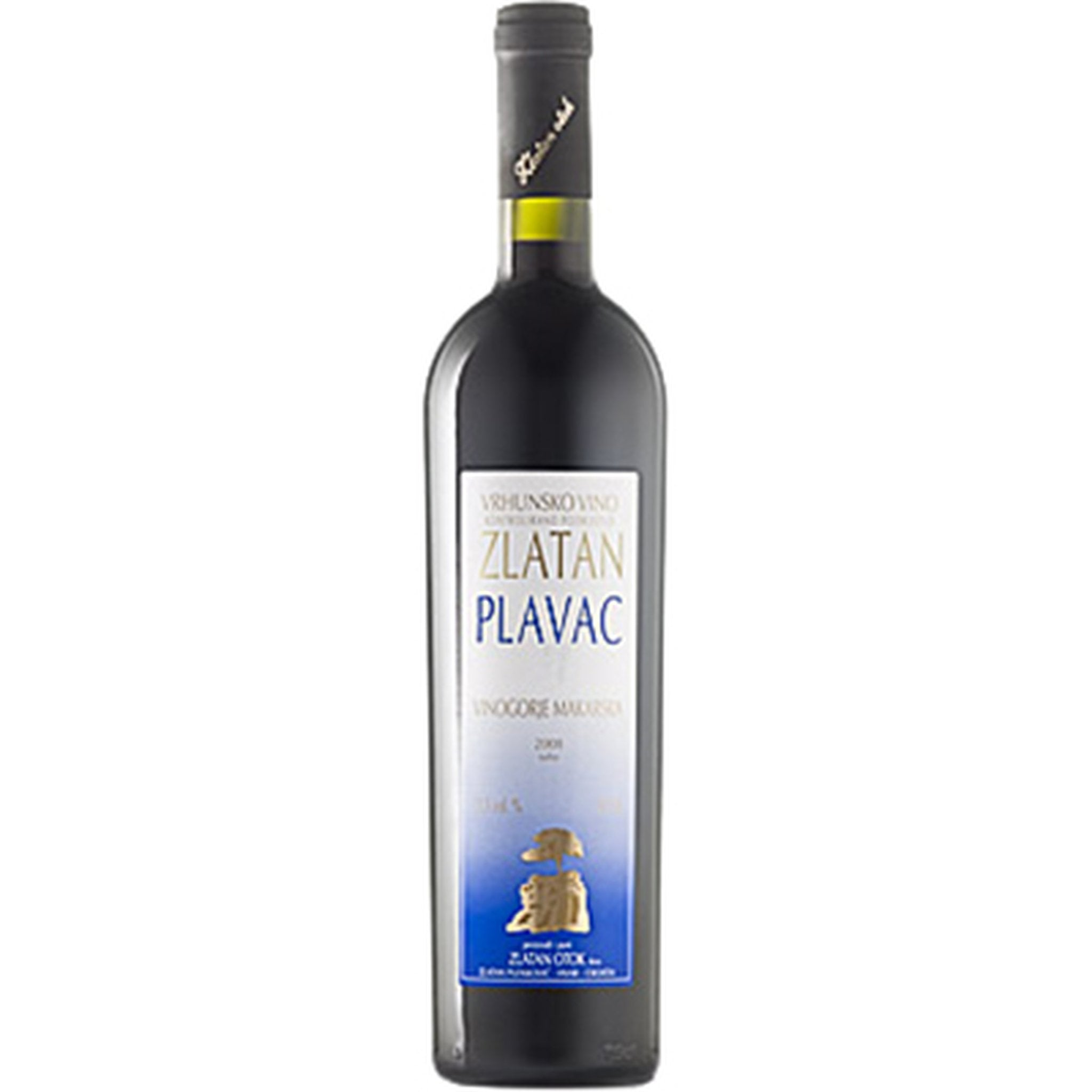 aga>Plavac Red Wine 750ml