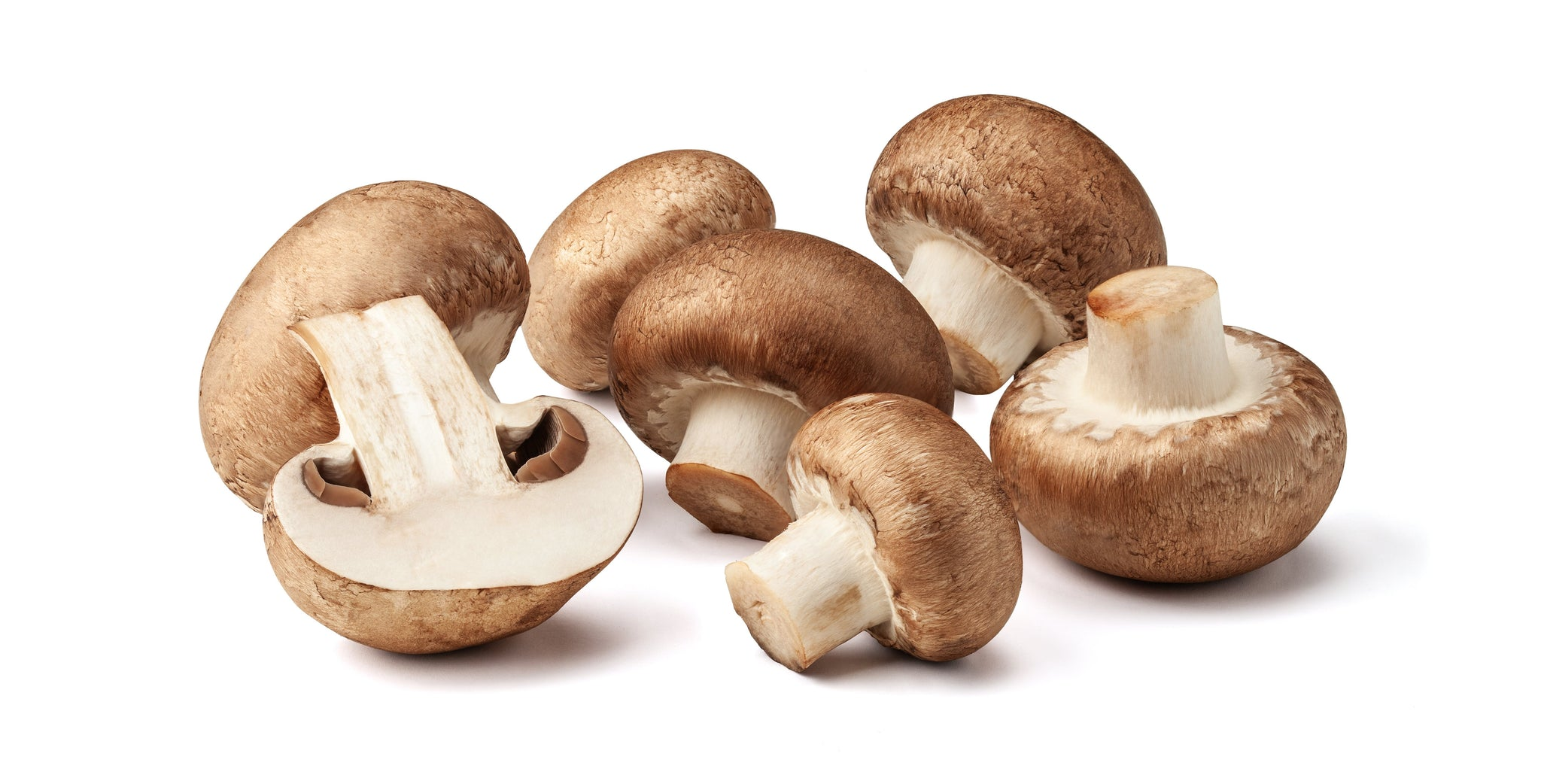 aga>Mushrooms fresh 500g