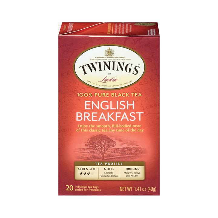aga>Tea Twinings English breakfast 50g