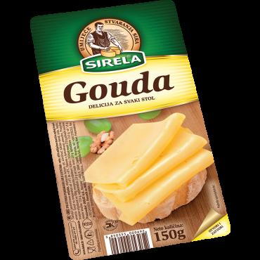 aga>Cheese Slices Gouda Premium 150g
