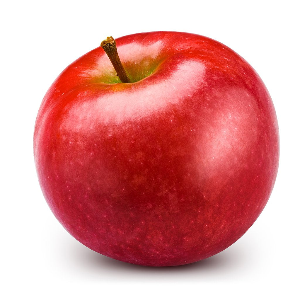 bah>Apples Red, one