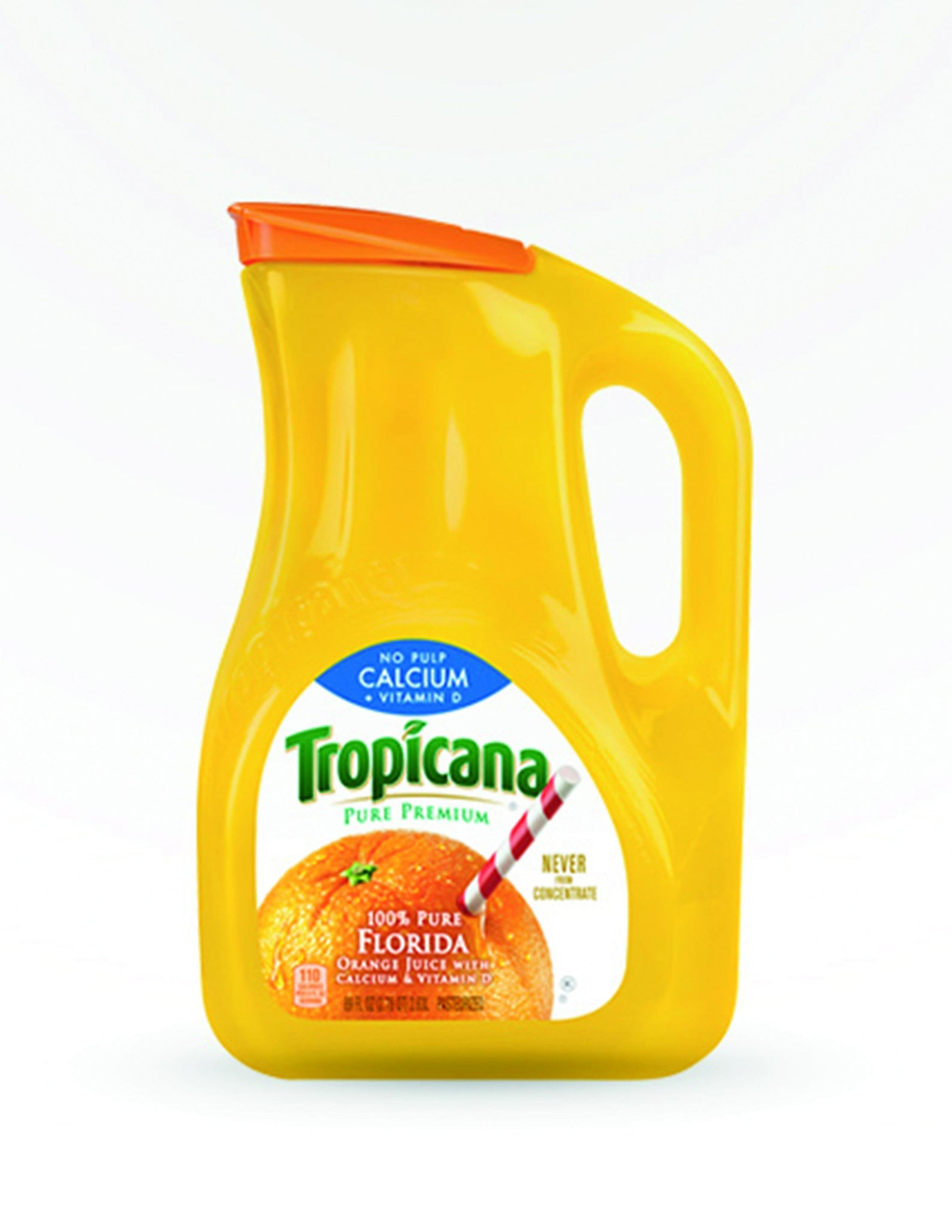 bah>Tropicana Fresh Orange Juice, 59oz