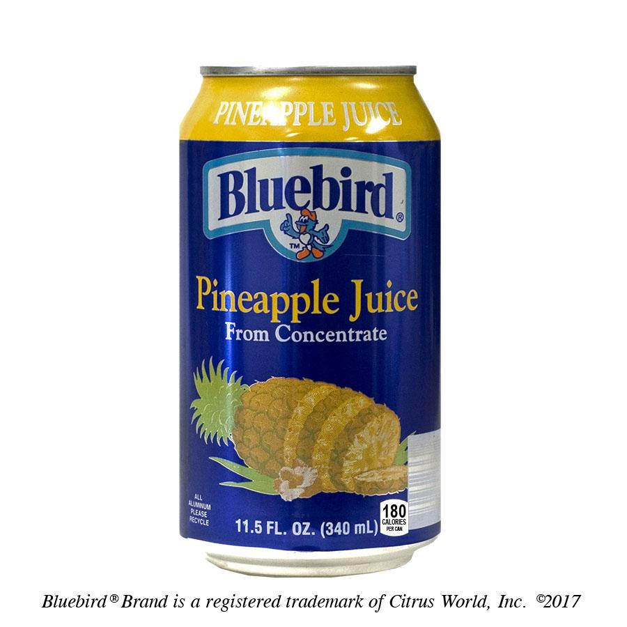 bah>Pineapple Juice, 11.5oz