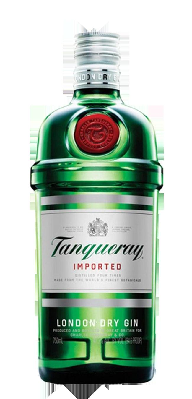 bah>Tanqueray Gin, litre