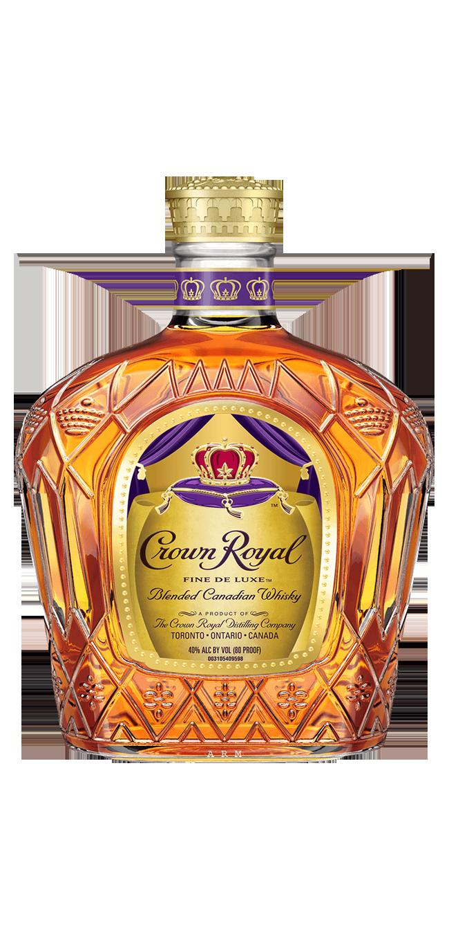 bah>Crown Royal Whisky, litre