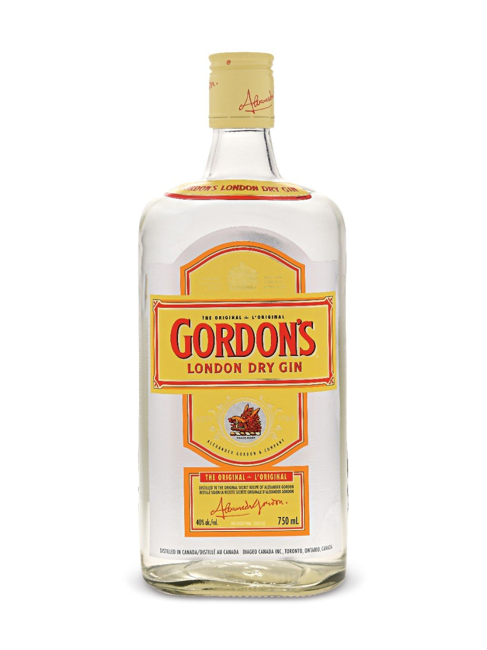 bah>Gordon's London Dry Gin, 700ml