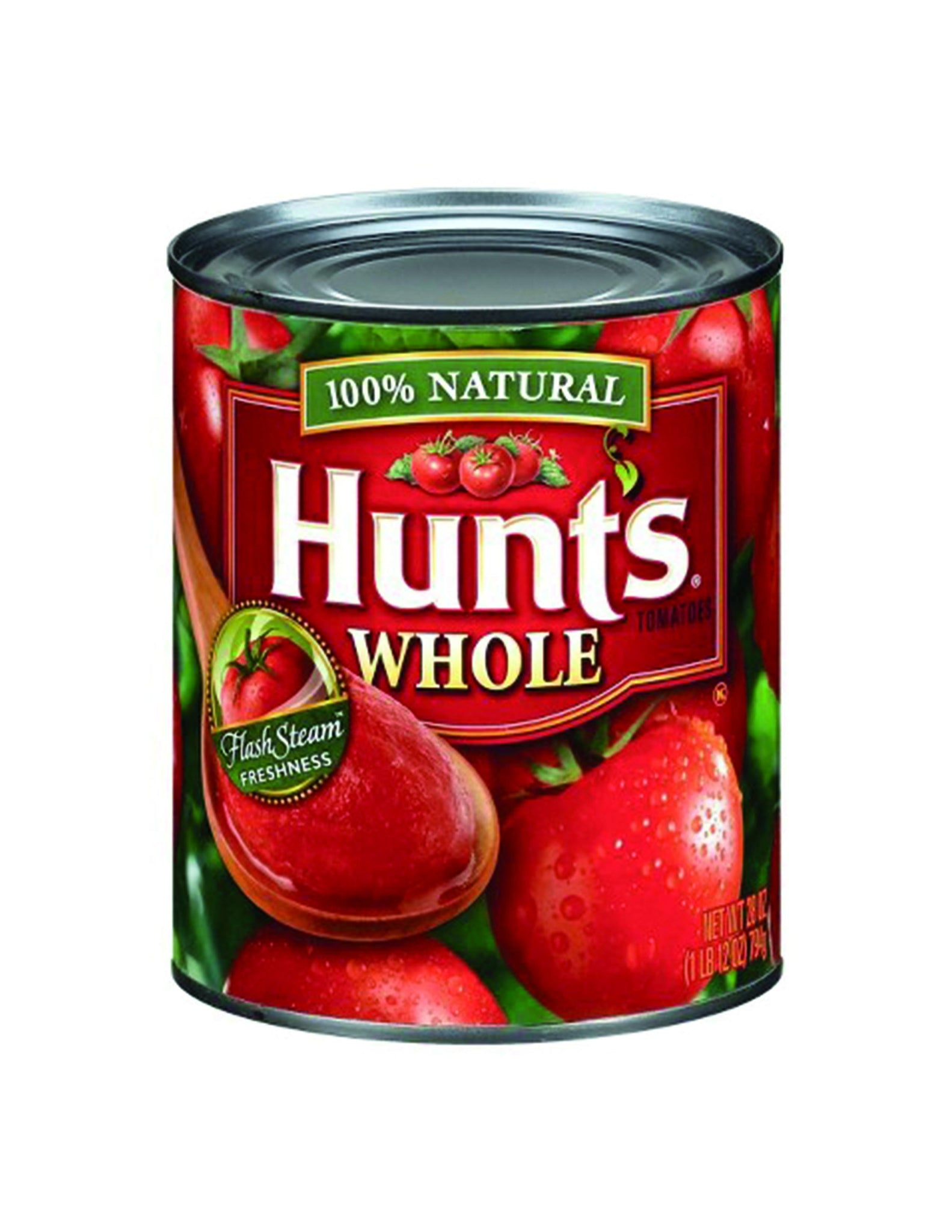 bah>Hunt's Canned Whole Tomatoes, 28 oz