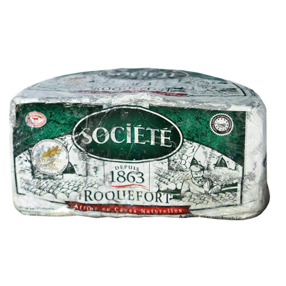 stm>Societe Roquefort Blue Cheese 125gr