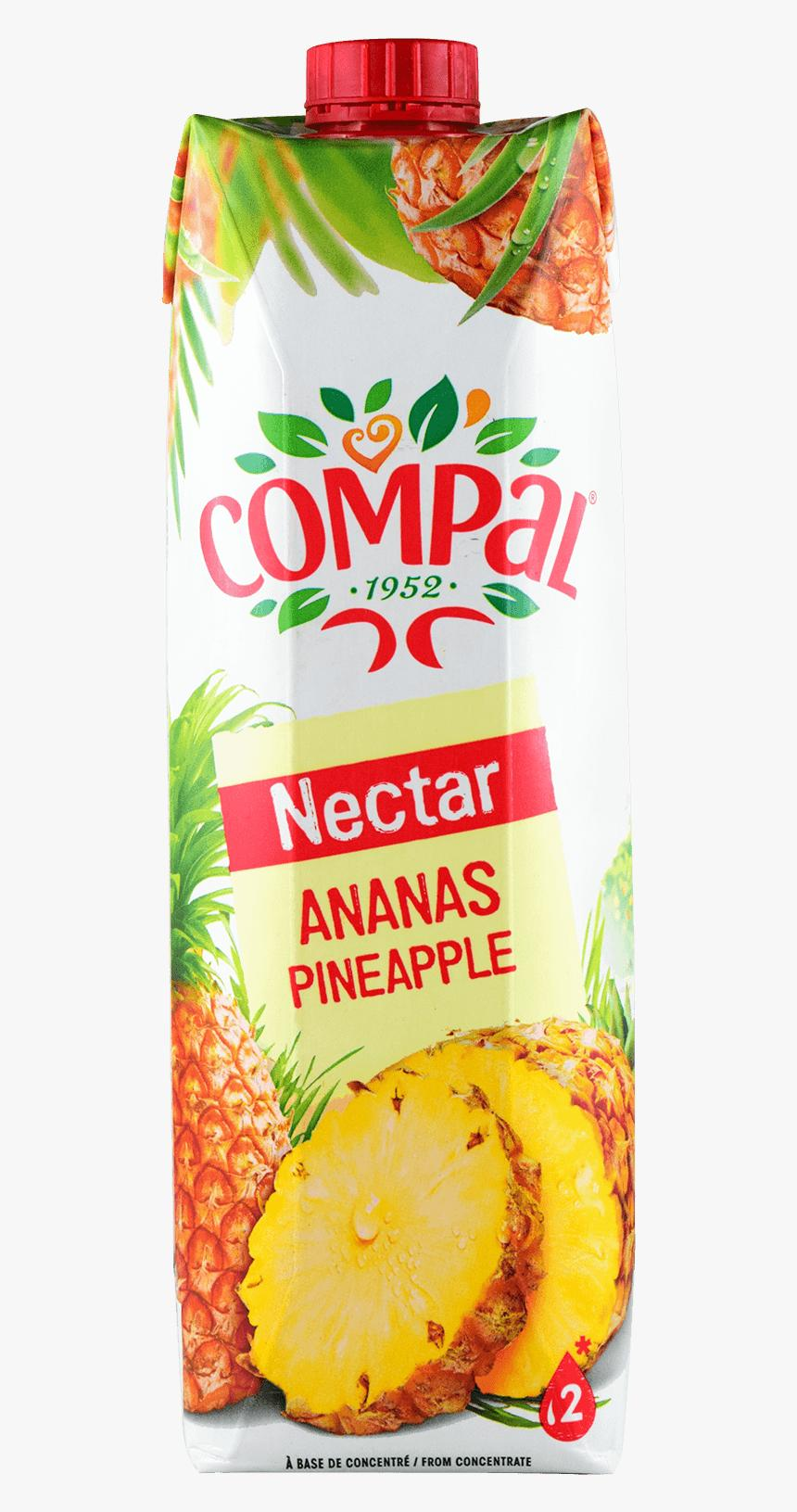 stm>Compal Pineapple Juice 1 ltr