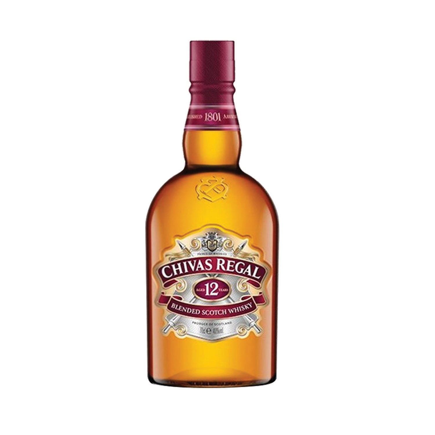 stm>Chivas Regal 12 Year Old Scotch Whisky 750ml